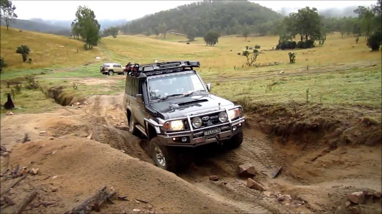Landcruiser Mountain Park 4wd